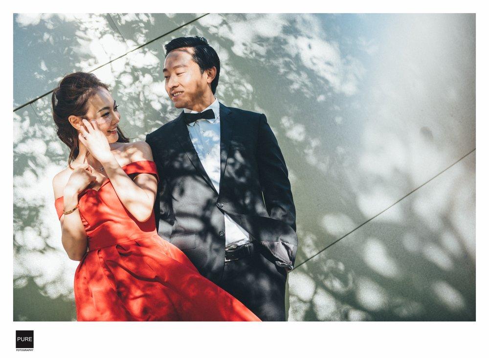 洛杉磯婚紗攝影