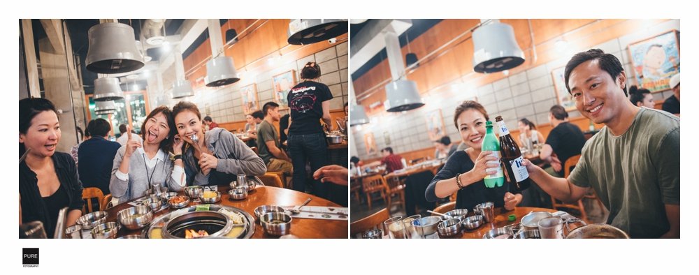 LA自助婚紗-姜虎東韓式烤肉