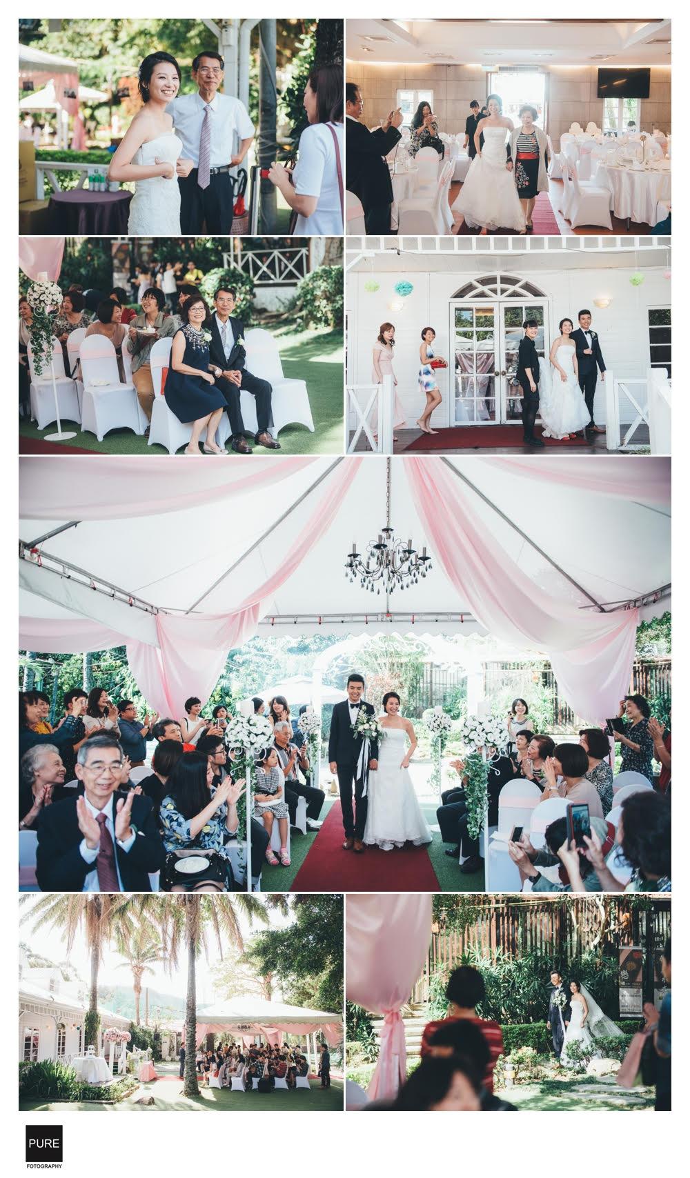 美式婚禮攝影