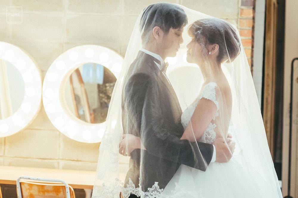 PUREFOTO_台灣自助婚紗攝影Prewedding_台北攝影棚自助婚紗
