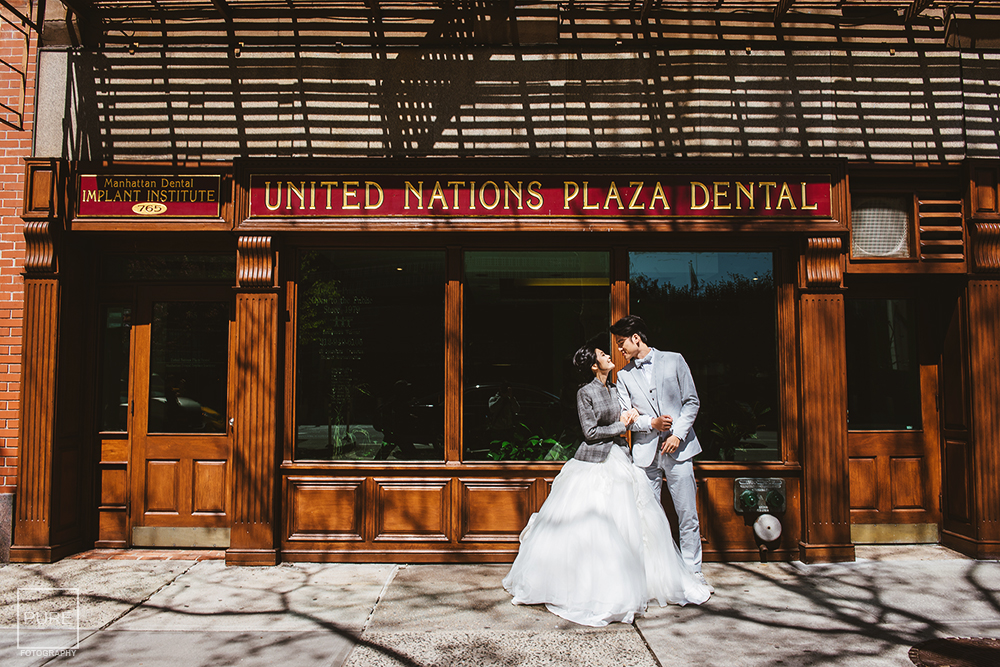 紐約婚紗拍攝