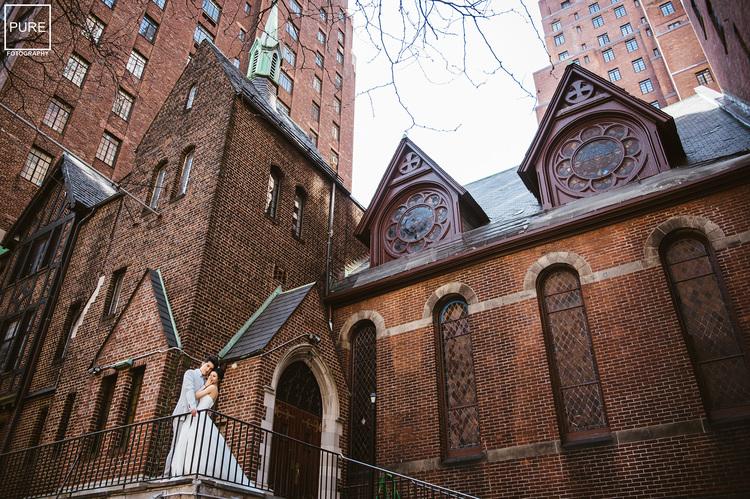 拍攝沿途總是會有許多小驚喜,這個教堂也不例外!