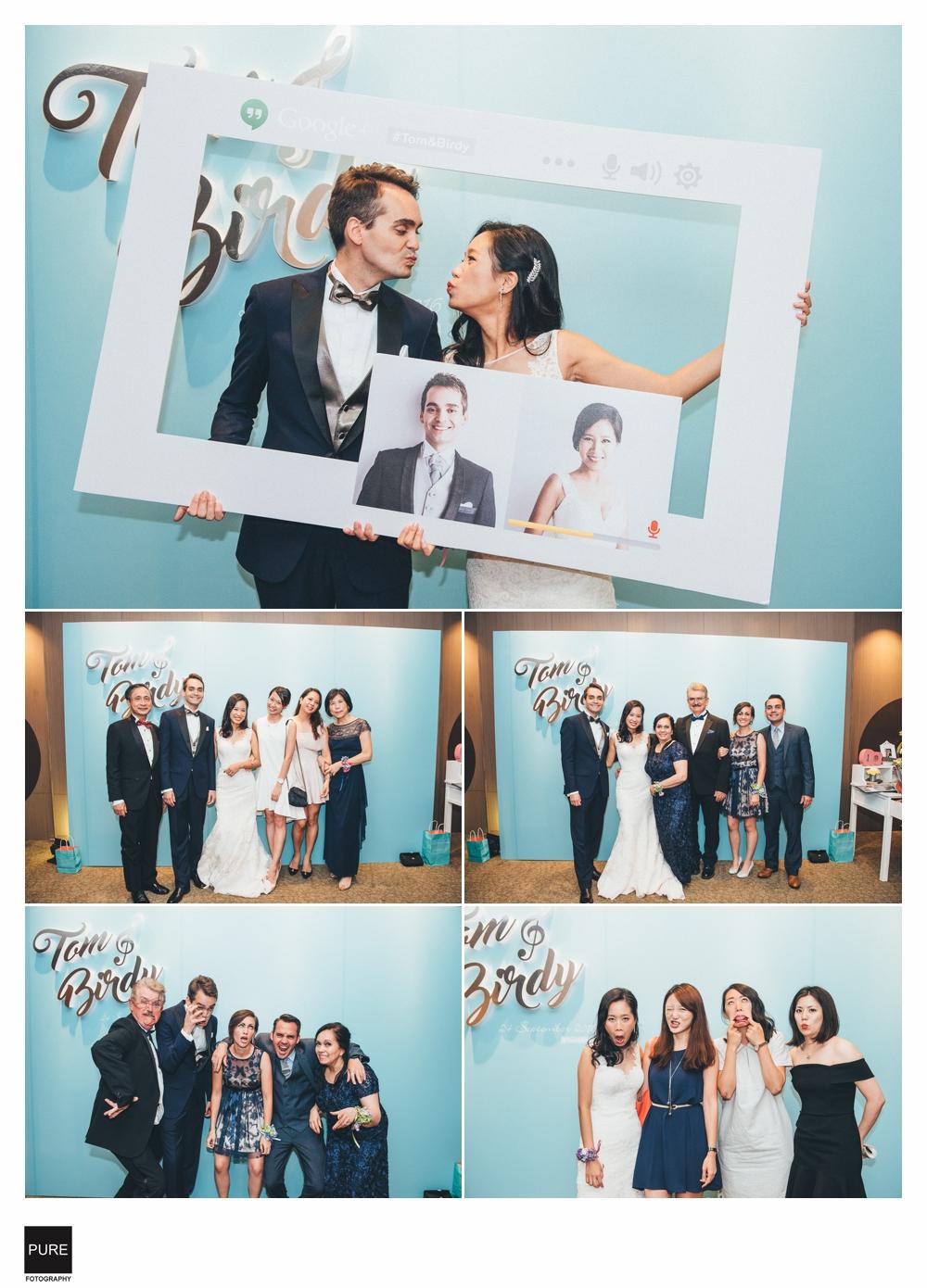 PUREFOTO_台灣婚禮平面攝影wedding_寒舍艾美婚禮攝影大合照