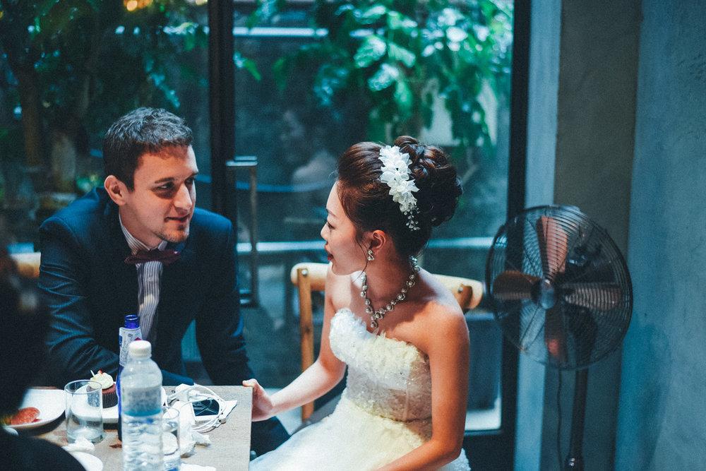 美式類婚紗拍攝