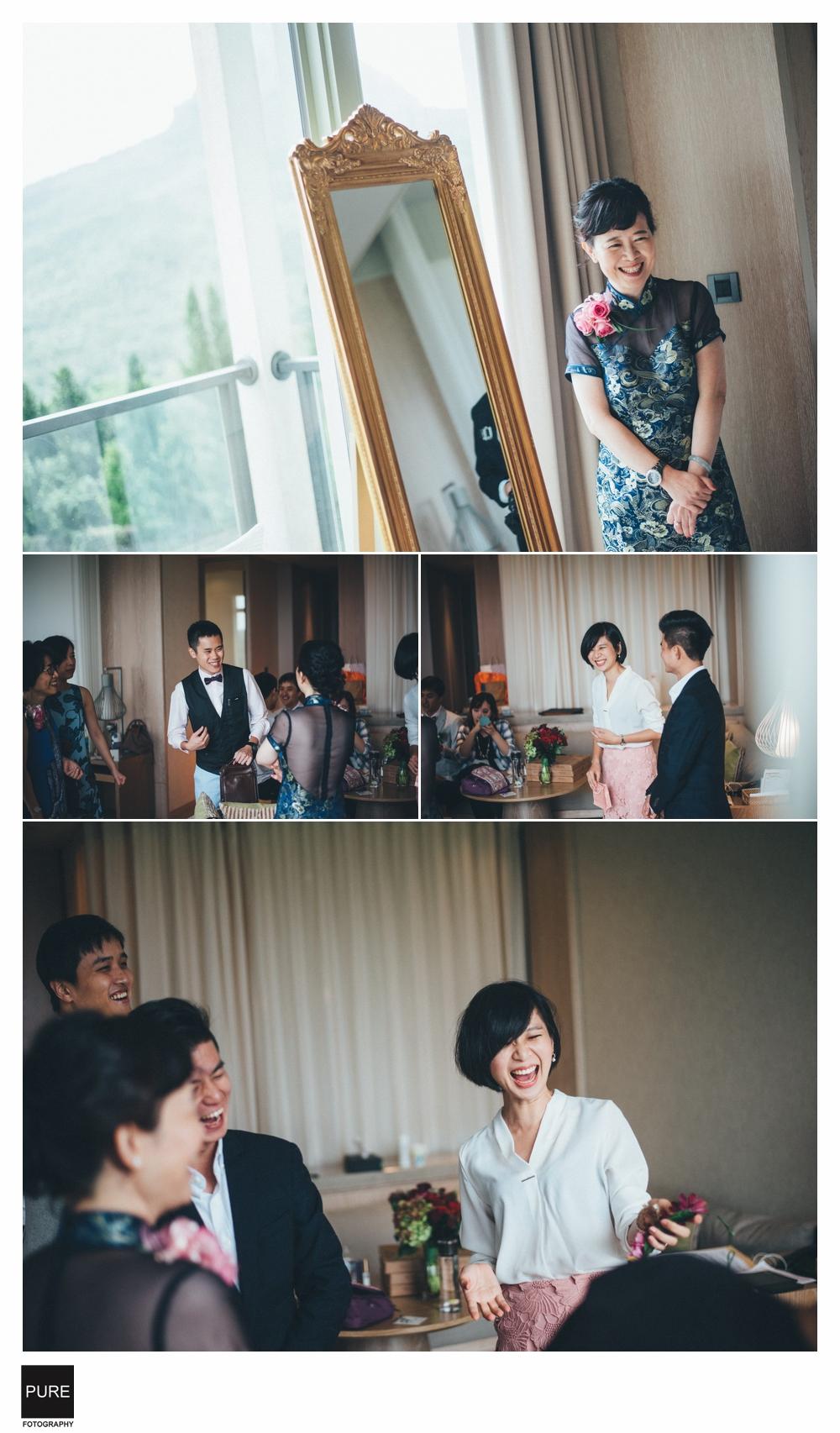PURE美式婚禮攝影