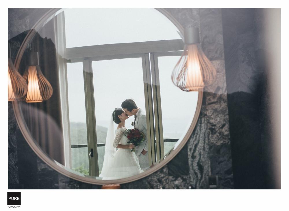 PUREFOTO_台灣婚禮平面攝影wedding_華泰瑞苑類婚紗