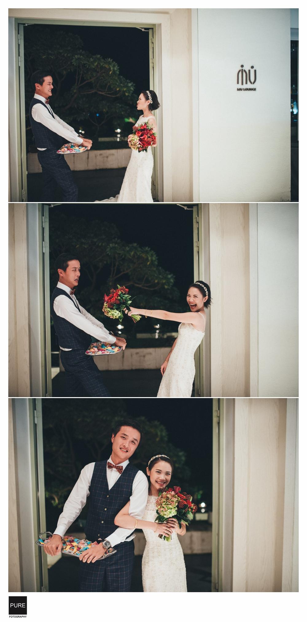 PUREFOTO台北美式婚禮攝影