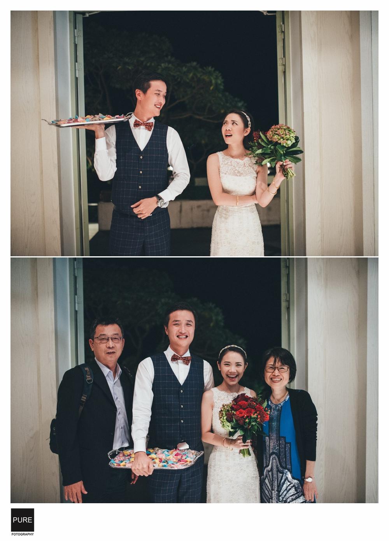 台北美式婚禮拍攝