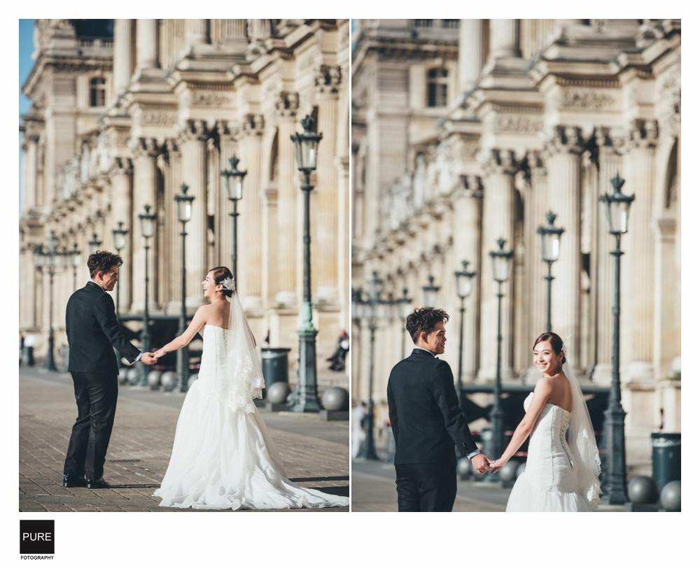 PUREFOTO_海外婚紗攝影Oversea_Prewedding_巴黎海外婚紗