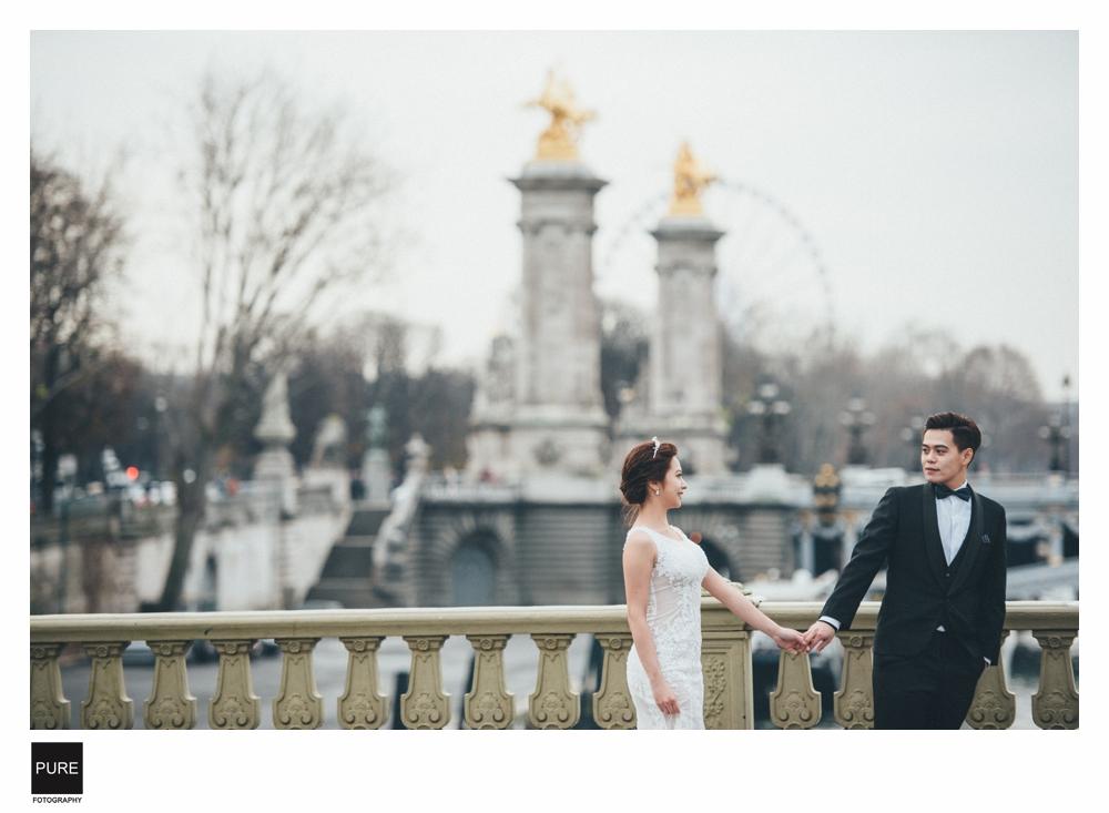 Paris婚紗攝影
