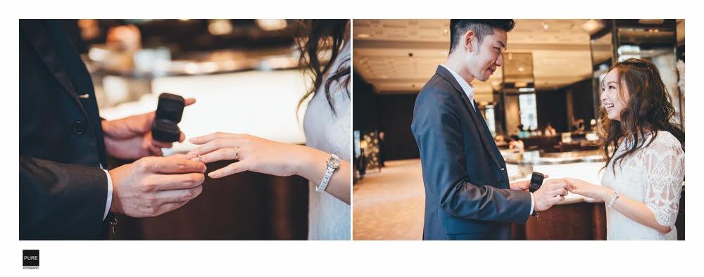 求婚海外紐約婚紗