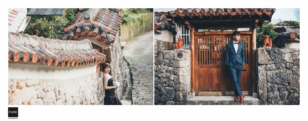 沖繩海外婚紗拍攝|推薦工作室PURE