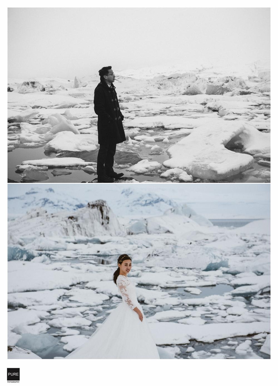 冰島海外婚紗推薦工作室,PURE攝影工作室