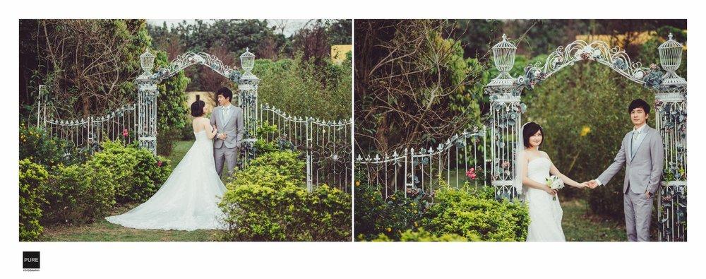 婚紗淡水莊園