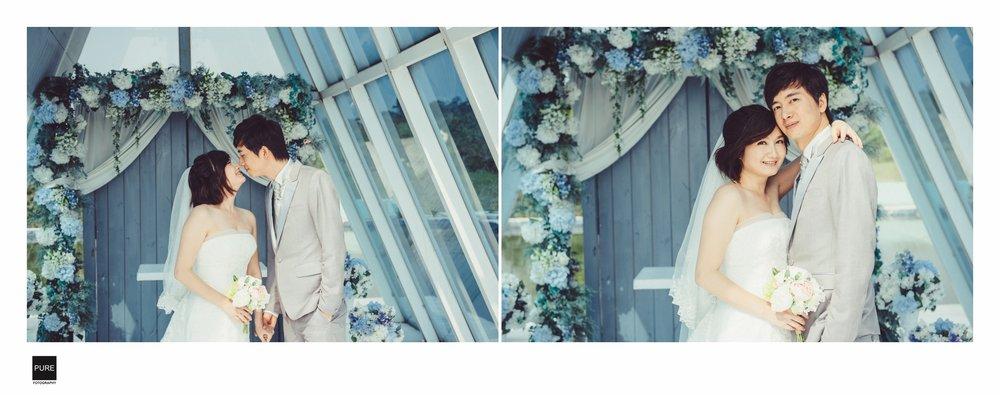 PUREFOTO_台灣自助婚紗攝影Prewedding_淡水莊園教堂婚紗