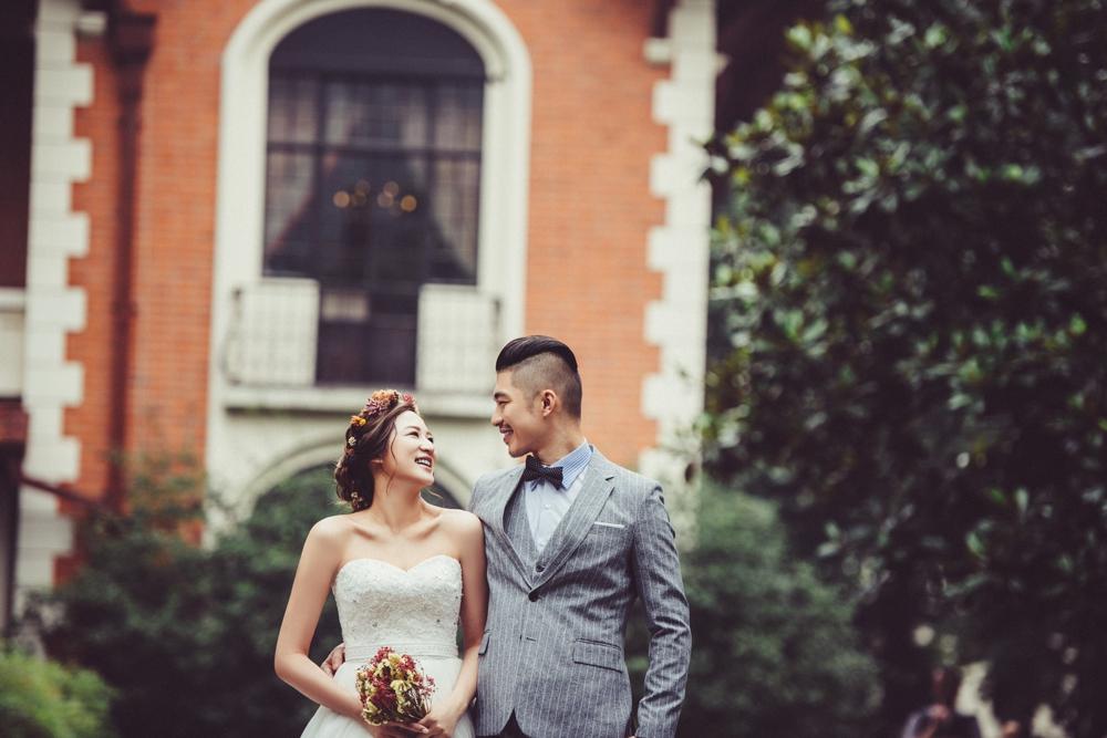 上海婚紗拍攝