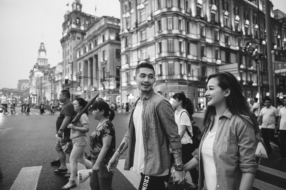 便服婚紗海外婚紗上海攝影工作室
