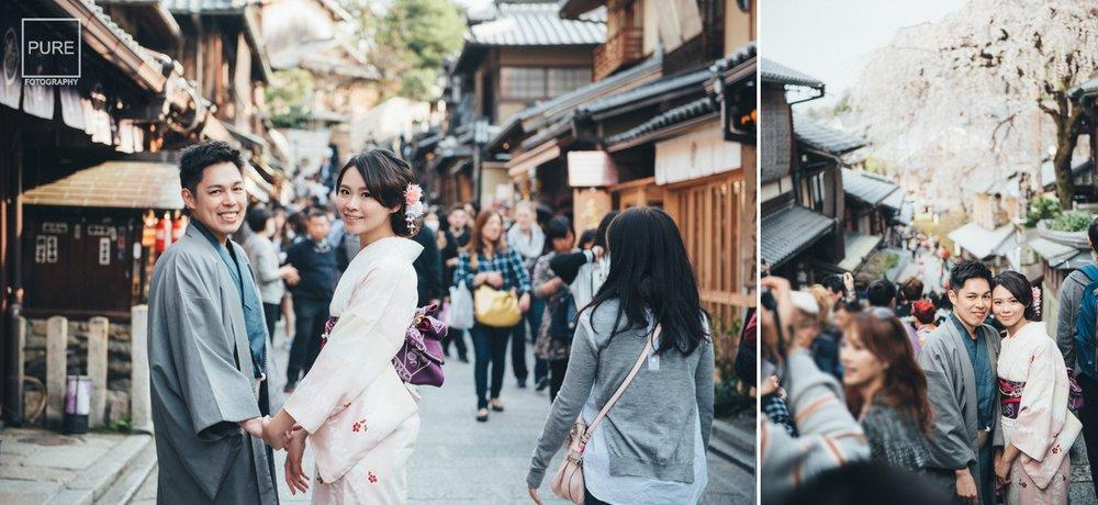 京都海外婚紗拍攝,和服寫真