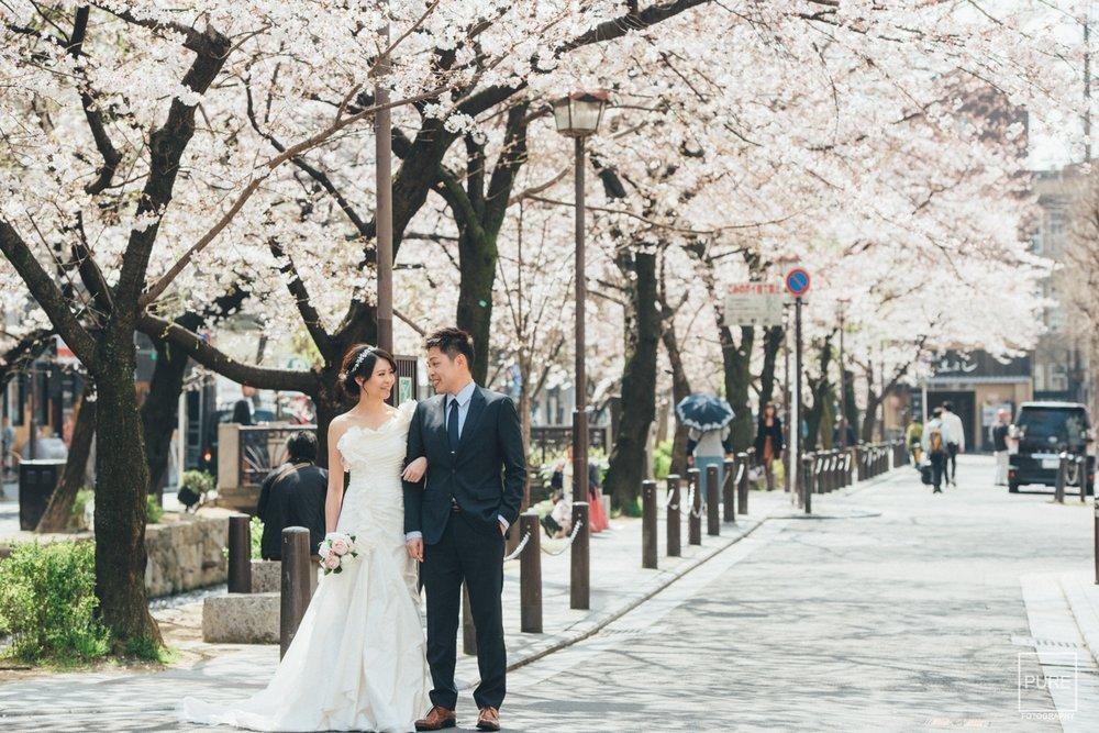 海外婚紗,京都婚紗攝影