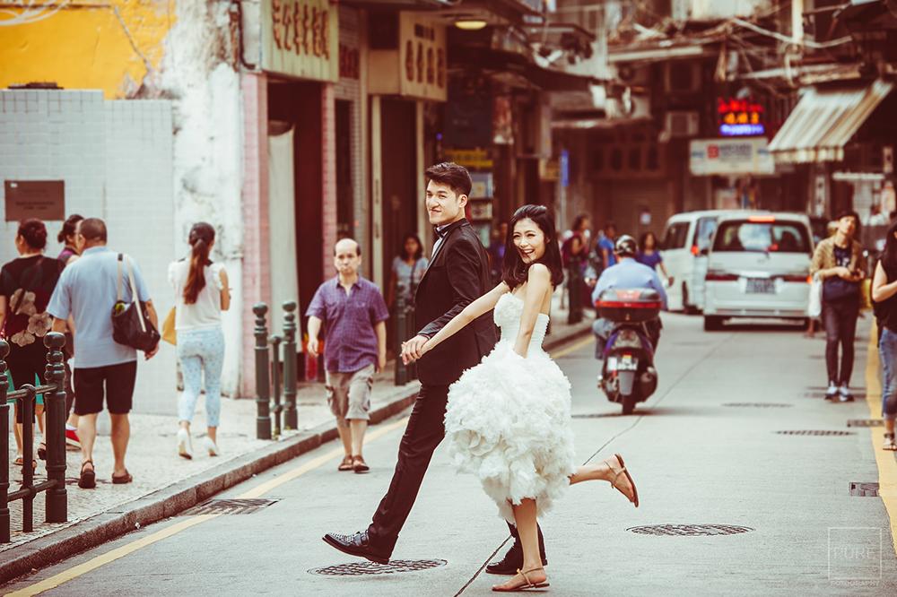 澳門婚紗婚禮_purefoto攝影工作室