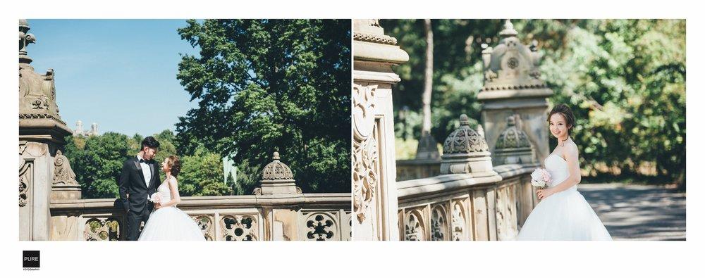 紐約婚紗拍攝場景-中央公園Central Park