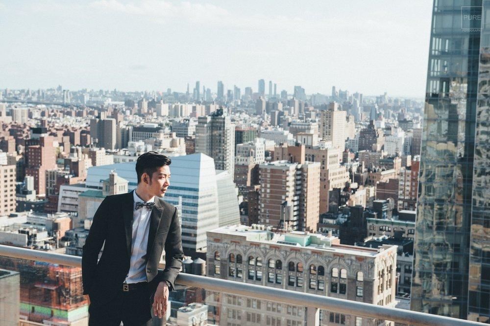 海外婚紗_紐約婚紗