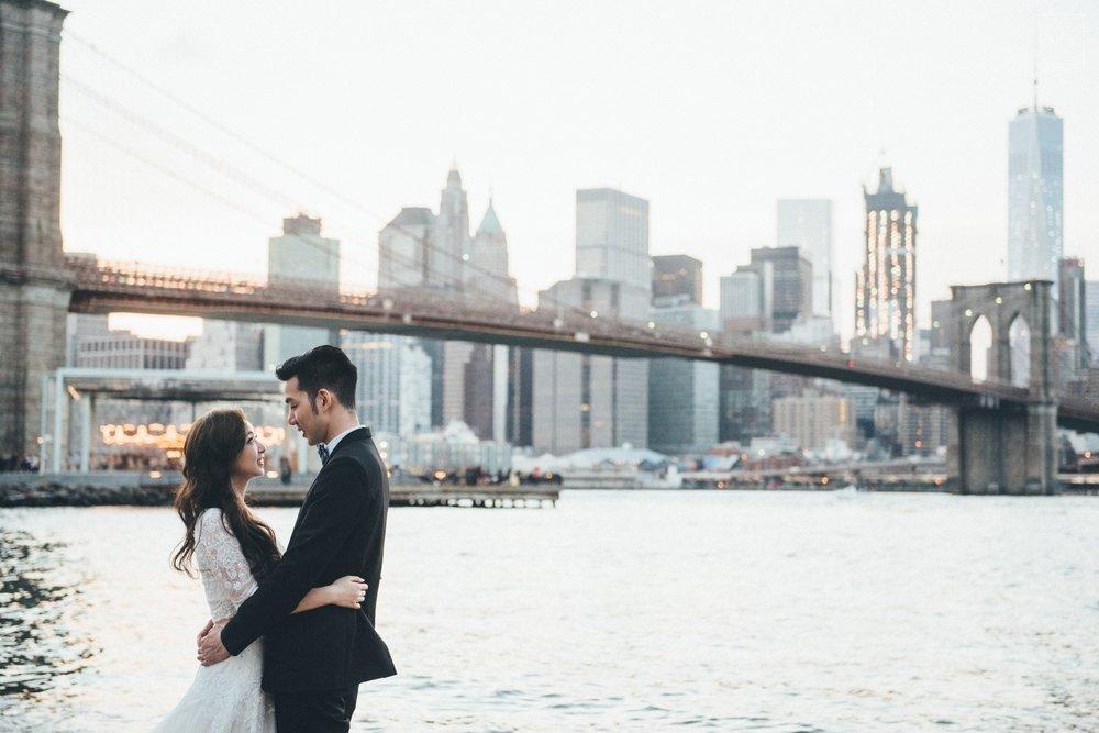 Brooklyn Prewedding photo 婚紗攝影