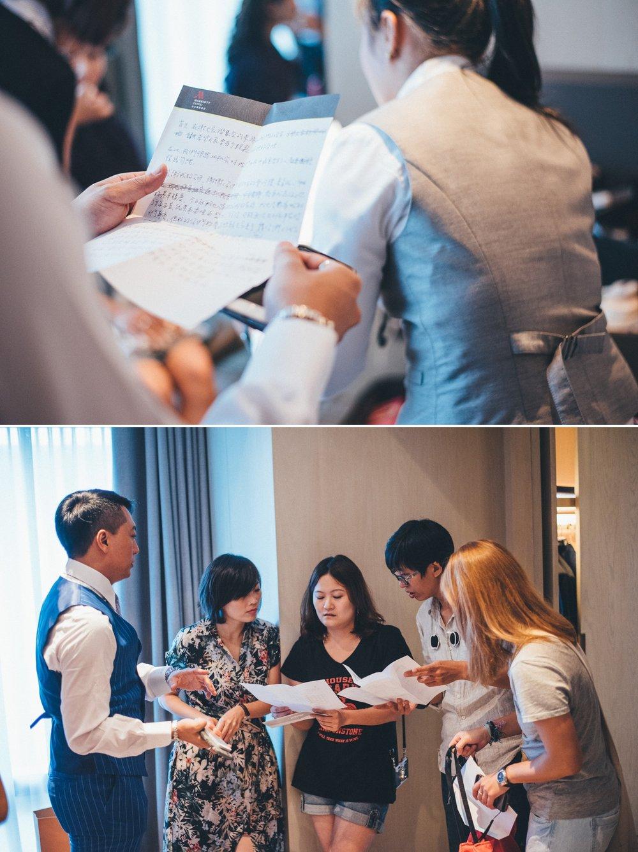 萬豪酒店婚禮攝影_婚攝