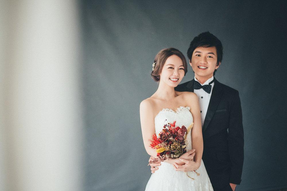 PURE攝影棚婚紗攝影