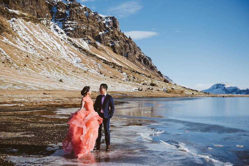 冰島海外婚紗景點