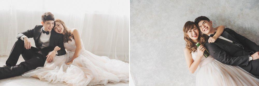 棚拍,自助婚紗