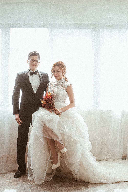 婚紗拍攝,棚拍