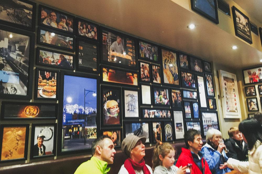Fergburger Queenstown New Zealand
