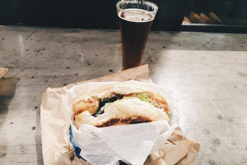 Fergburger素食漢堡