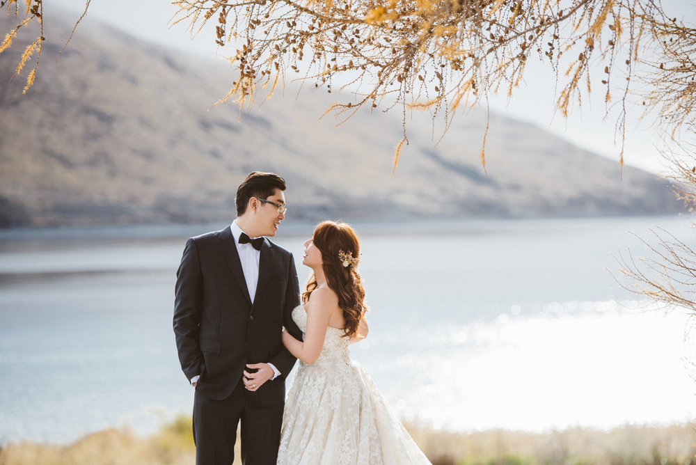 紐西蘭婚紗Tekapo蒂卡波婚紗