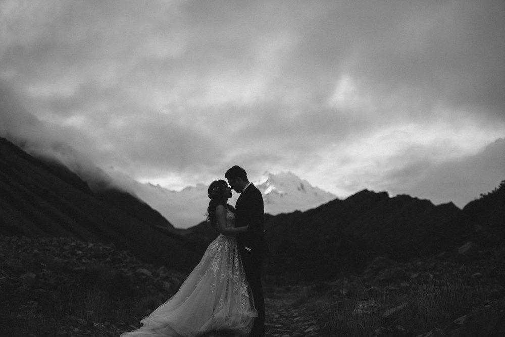 紐西蘭婚紗,海外婚紗拍攝