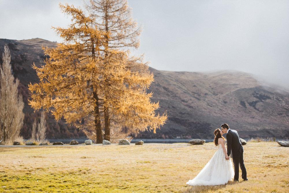 紐西蘭海外婚紗,紐西蘭婚紗