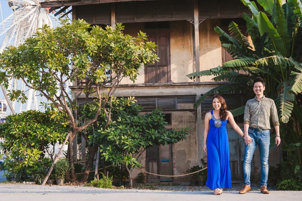 曼谷婚紗_asiatique 夜市婚紗