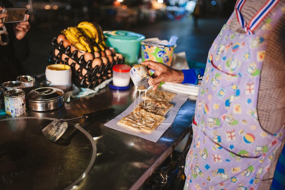曼谷香蕉煎餅_purefoto