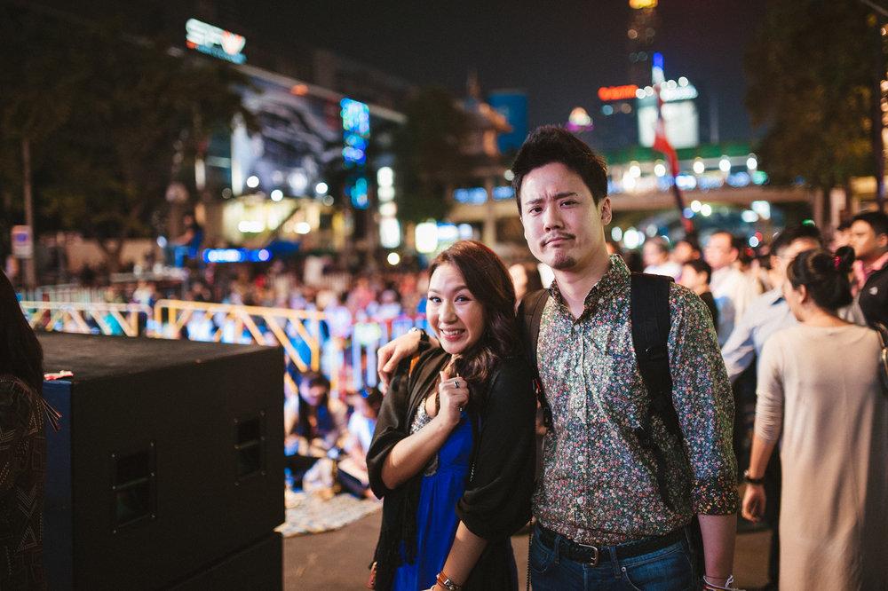 示威婚紗_泰國曼谷婚紗