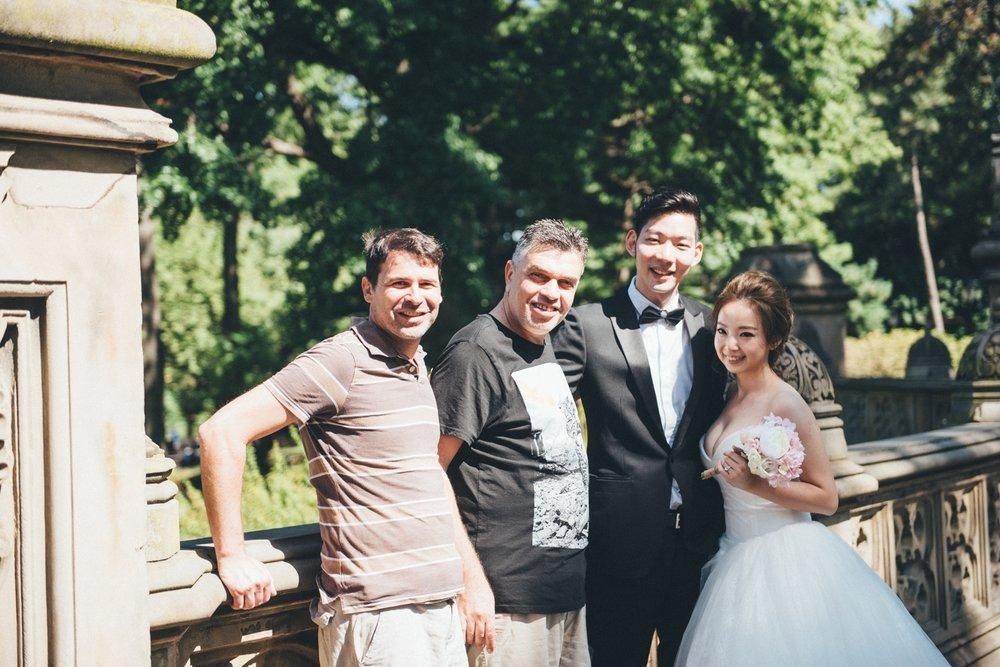 紐約婚紗-中央公園-海外婚紗