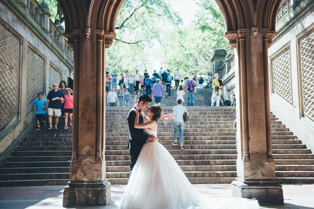 紐約婚紗-旅拍婚紗攝影