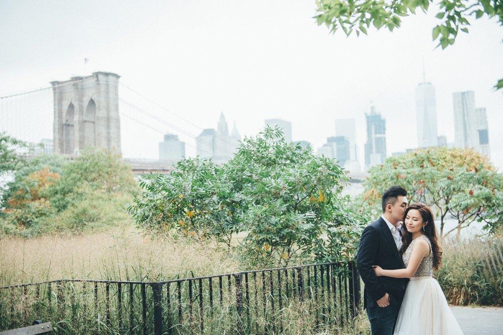 紐約美式婚紗_海外婚紗_PUREFOTO