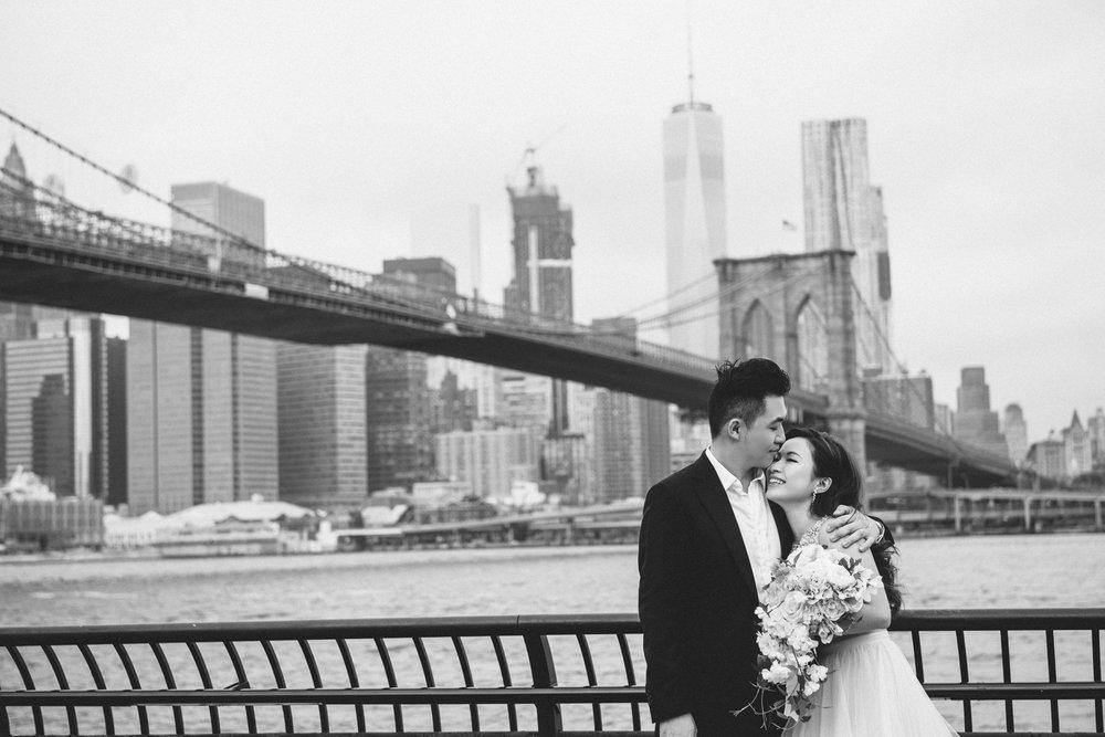 紐約海外婚紗攝影_PUREFOTO