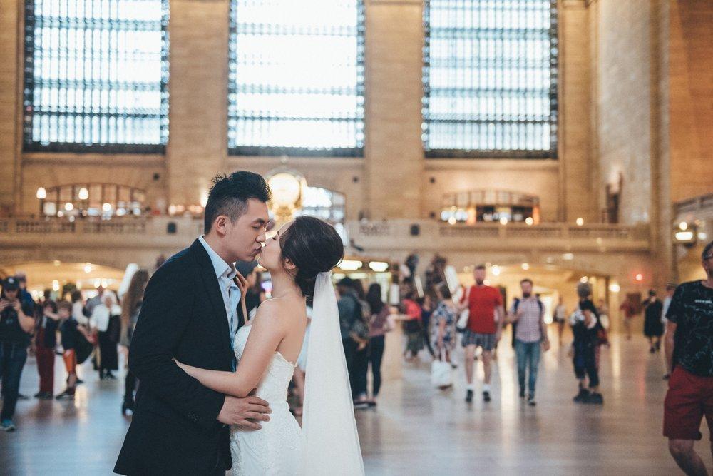 GrandCentral_車站婚紗_紐約海外婚紗