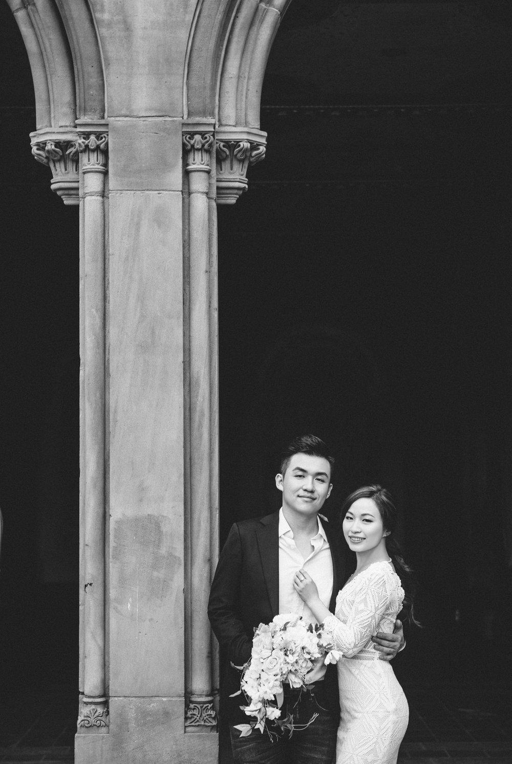 Central Park_海外婚紗_紐約海外婚紗_purefoto