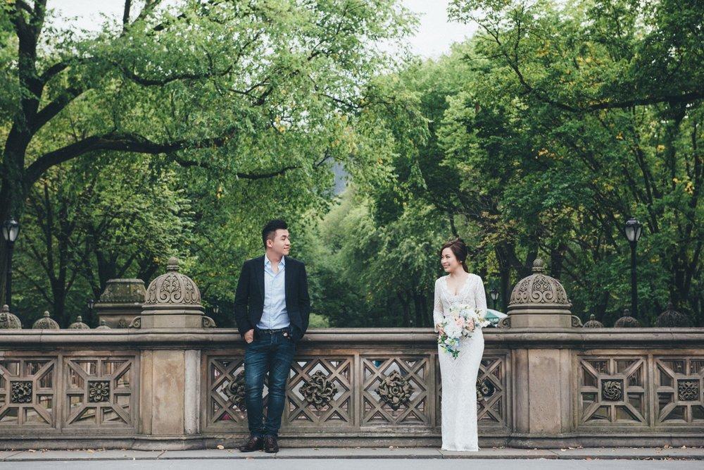 中央公園婚紗_紐約海外婚紗_PUREFOTO