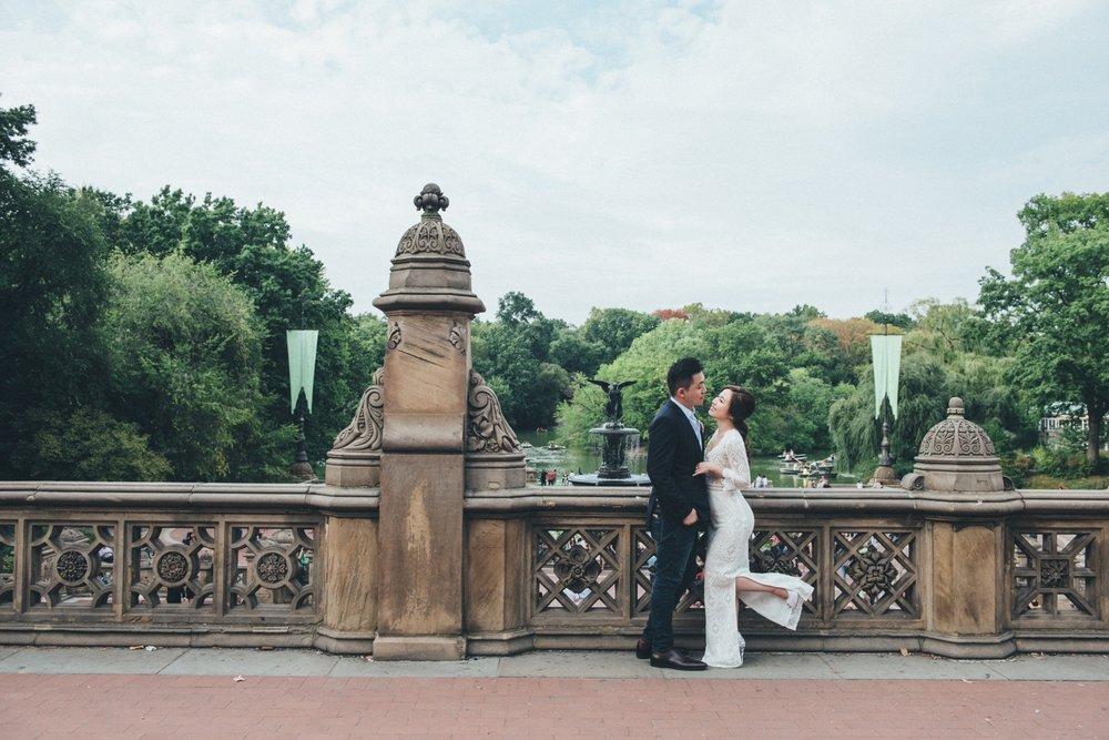 中央公園婚紗拍攝_紐約婚紗_全球旅拍婚紗攝影_purefoto