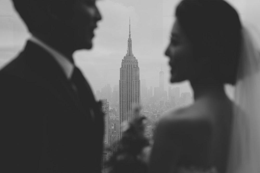洛克斐勒大樓婚紗拍攝_purefoto