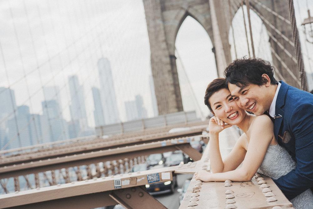 布魯克林婚紗拍攝_purefoto